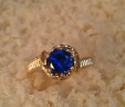 Sapphire Day Ring 02